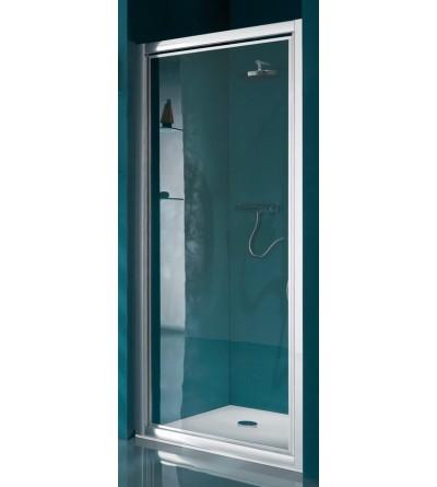 Porta doccia 1 anta battente apertura verso l'esterno Samo America B6835