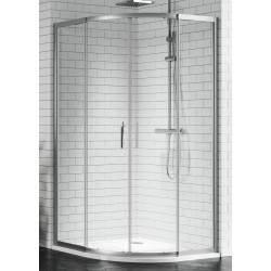 Mampara de ducha de esquina...