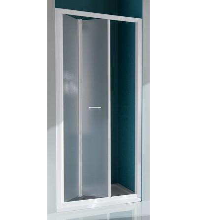 Porta doccia a soffietto apertura verso l'interno Samo Europa B7807