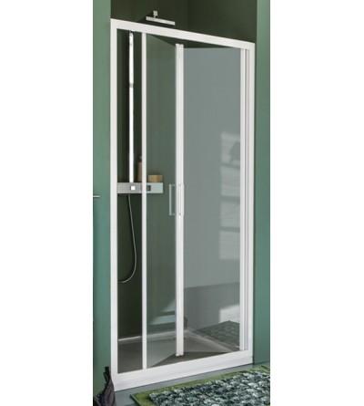 Porta doccia a soffietto apertura verso l'interno Samo Cee Art B0907