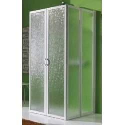 Box doccia angolo a 3 lati...