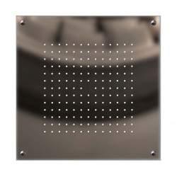 Ceiling recessed square...