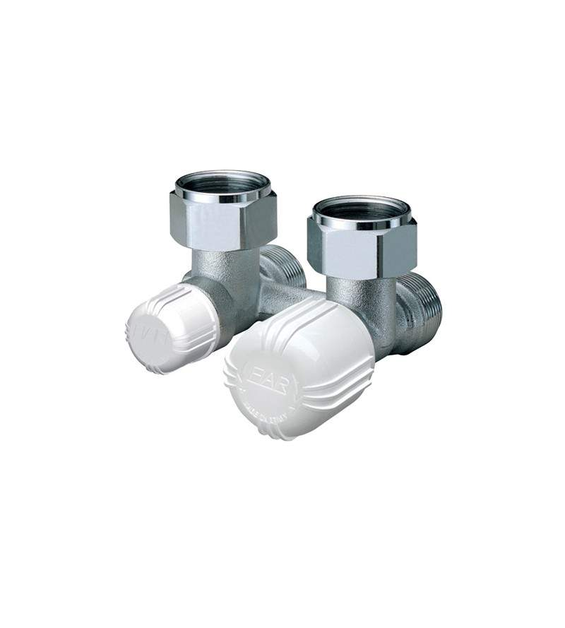 Chrome-plated thermostatic...