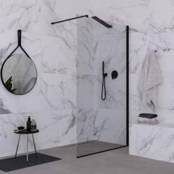Fixed shower screen 100 cm...