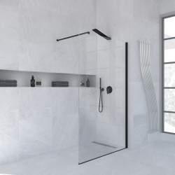 Paroi de douche fixe 120 cm...