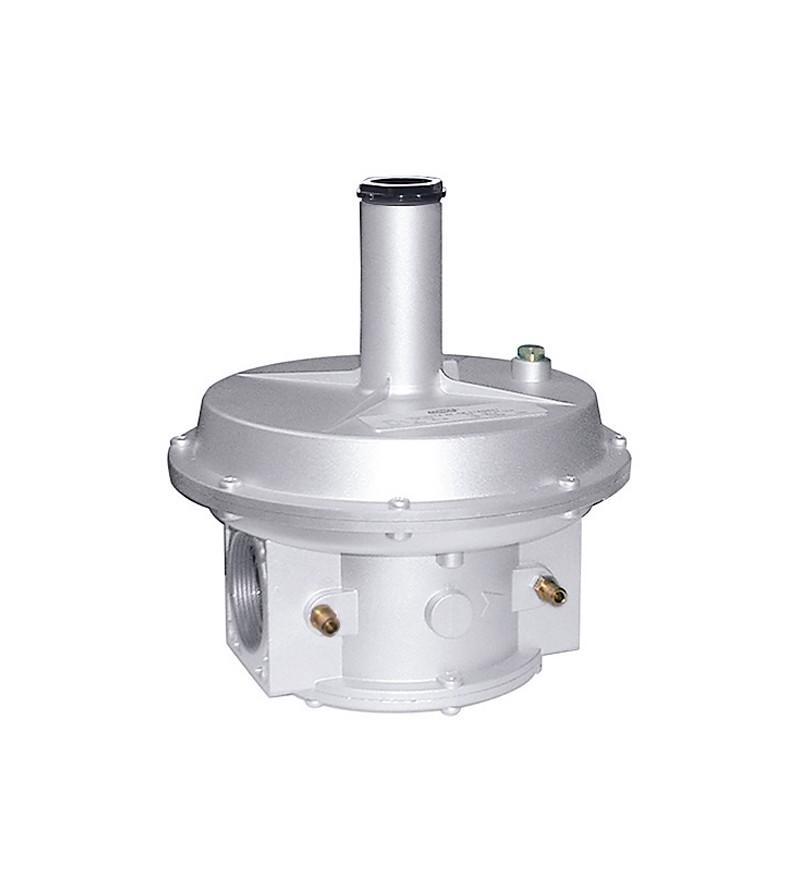 Filtro regolatore a chiusura per gas a doppia membrana Caleffi 850