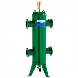 Hydraulic separator with...