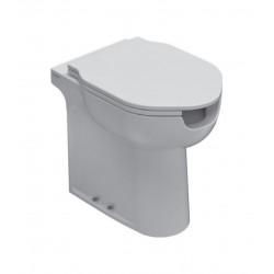 Floor mounted ceramic WC...