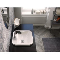 Built-in washbasin for...