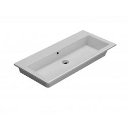 Ceramic washbasin for...