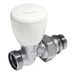 Micrometric straight valve...