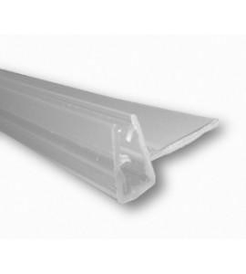 STEEL CHROMED WALL HEADSHOWER POLLINI ACQUA DESIGN 2351