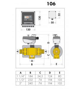 Miscelatore lavabo alto a cascata nobili loop LPC90128/1CR