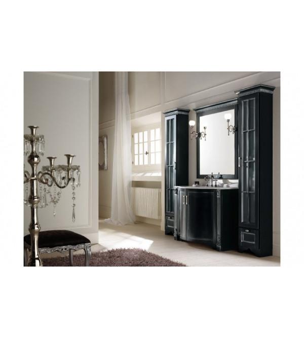 Portaoggetti ad angolo con 5 ripiani samo accessori bagno ka140 rubinetteria shop - Accessori bagno portaoggetti ...