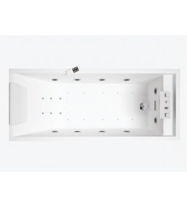 Lavabo alto ECO Nobili NEW ROAD RDE0128/2CR