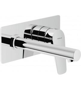 webert - Batteria per lavabo a tre fori - karenina KA750101