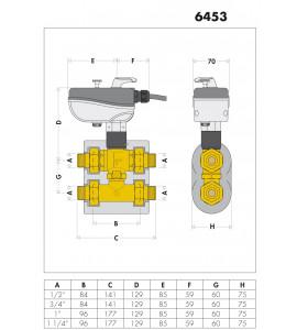 Cartuccia ricambio paffoni ZA91104/R