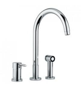 Miscelatore lavabo nobili SERIE UP UP94118/1CR