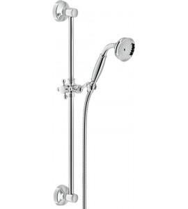 Pared de la ducha montada la cabeza inclinada nuova osmo street ssx166
