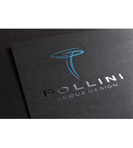 PORTA BICCHIERE E PORTA SAPONE APPOGGIO POLLINI ACQUA DESIGN CARLOTTA 1508AS1