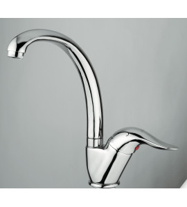 Monocomando vasca con doccia duplex (Art.7008)