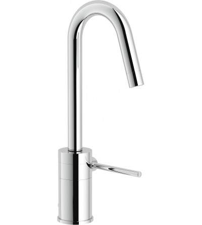 Single control washbasin mixer high Nobili PLUS PL00128/1CR