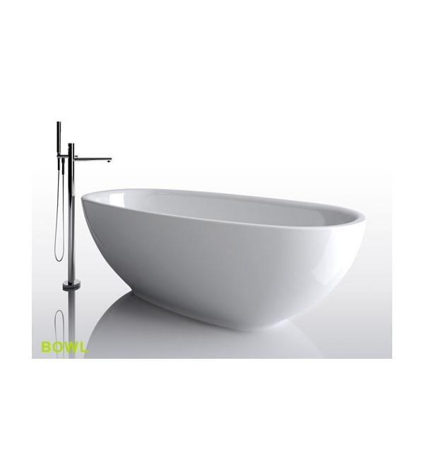 Vasca bowl globo vaboca free standing rubinetteria shop - Vasche da bagno torino ...