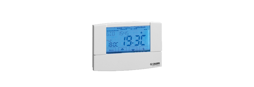 Thermostats d'ambiance programmable