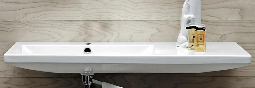 Lavabi e lavandini sospesi per bagno prezzi online - Rubinetteria Shop