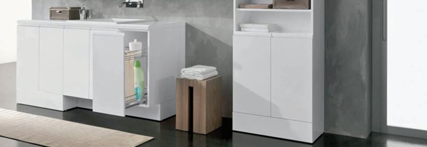 Laundry furnitures