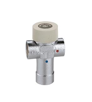 Mitigeur thermostatique réglable