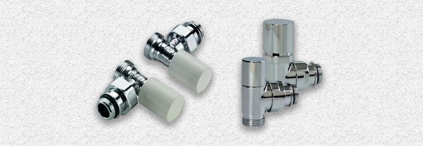 Válvulas de purga para radiadores