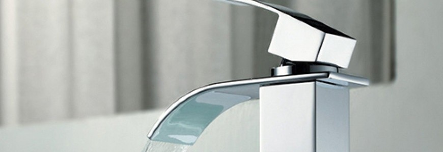 Single Hole Washbasin Mixer