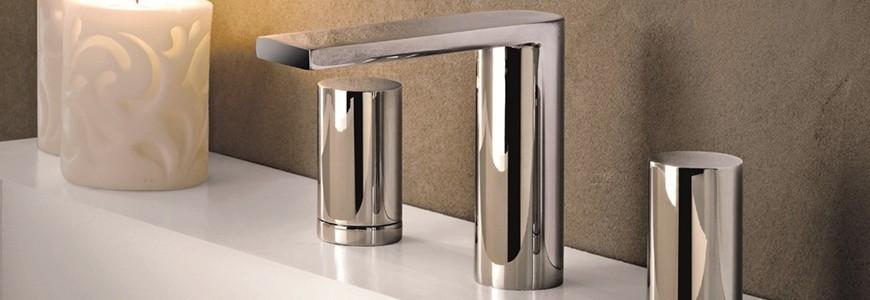 Robinets de lavabo 3 composants