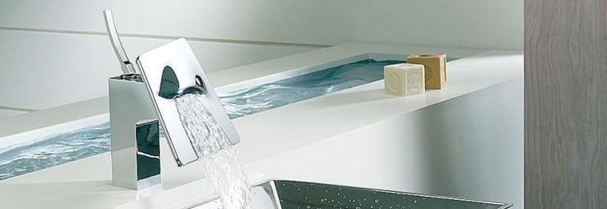 Wasserfall armaturen f r waschtisch rubinetteria shop - Wasserfall armaturen ...