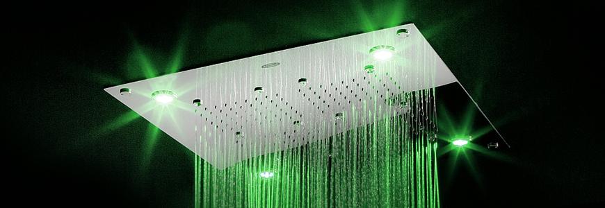 Grifería ducha
