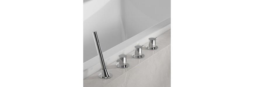 mischbatterien f r badewannen rubinetteria shop. Black Bedroom Furniture Sets. Home Design Ideas