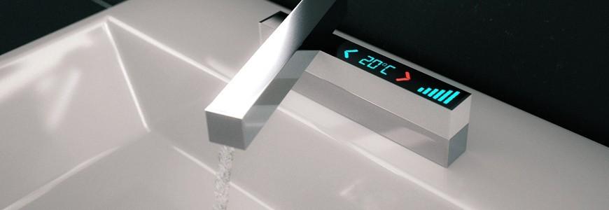 Thermostat Waschtischbatterie