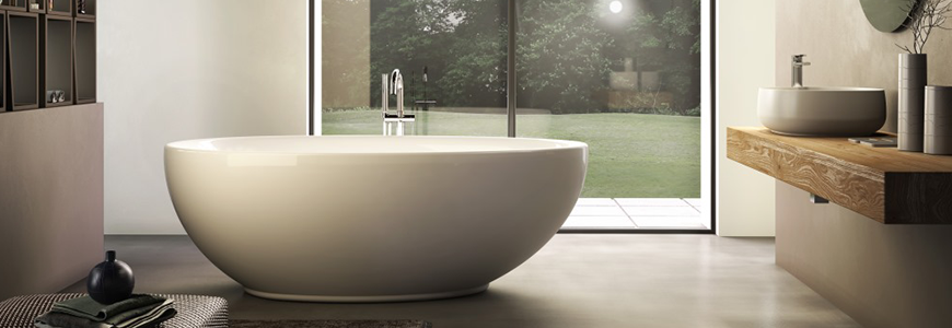 Bathtub without the whirlpool