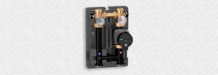 Composants pour centrales thermiques