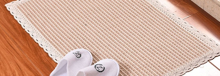 Anti-slip carpets