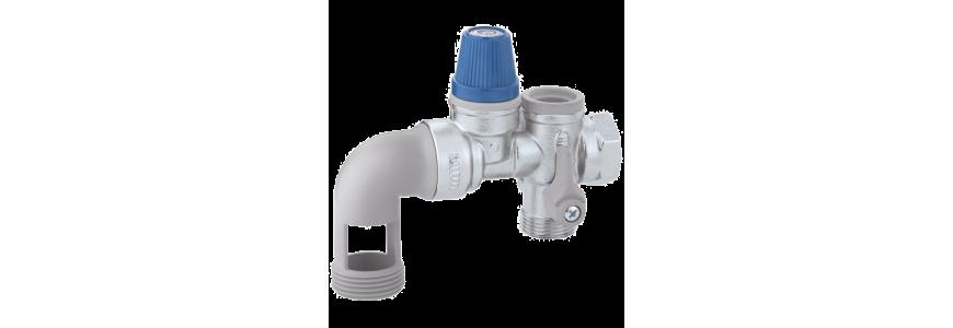 Componenti per impianti idrosanitari