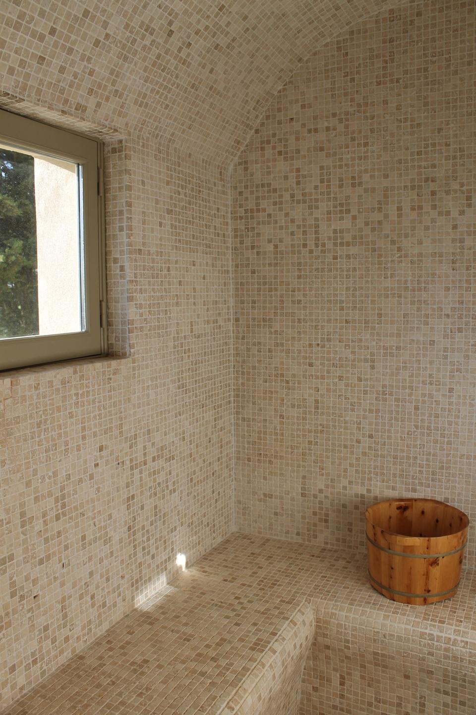 E Costruire Un Bagno Turco Per Una Spa In Casa