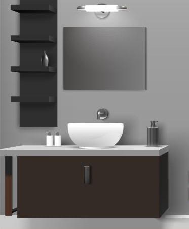 lavabo pulizia in mono naturale