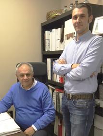 Delio e Federico Pollini