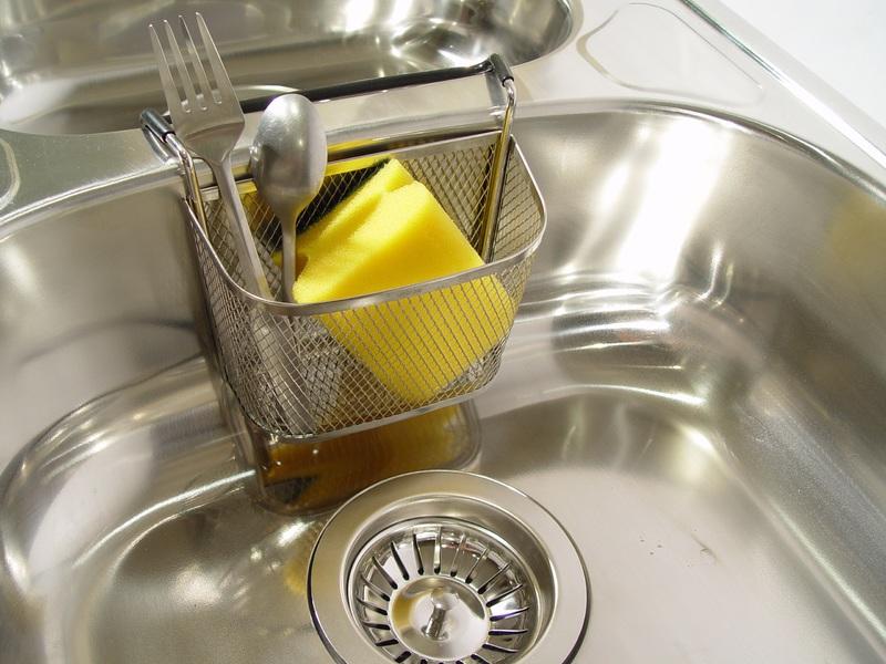 Come Pulire Il Lavandino In Acciaio.Come Pulire Il Lavello In Cucina Ecco Cosa Fare Rubinetteria Shop