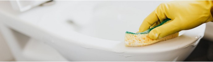Come sbiancare i sanitari del bagno: consigli pratici