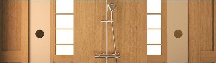 Miscelatore doccia quale scegliere: ad incasso, esterno o termostatico?