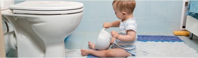 Bagno a misura bambino: come realizzarlo